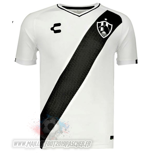 Maillot De Foot Personnalisé Tenis Charly DomiChili Maillot Cuervos 2019 2020 Blanc