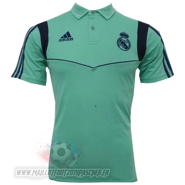 Maillot De Foot Personnalisé adidas Polo Real Madrid 2019 2020 Vert